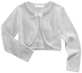 Bonnie Jean Flyaway Metallic Cardigan, Toddler Girls (2T-5T)