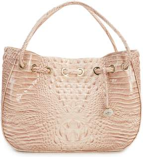 Brahmin Melbourne Collection Amy Drawstring Tote