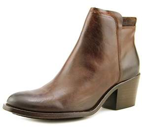 Wolverine Zadie Women Round Toe Leather Brown Ankle Boot.