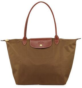 Longchamp Le Pliage Large Shoulder Tote Bag - PEONY - STYLE