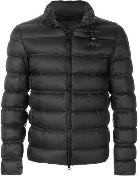 Blauer padded zipped jacket