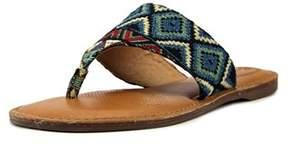 Corso Como Joan Women Open Toe Canvas Thong Sandal.