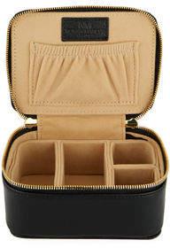 Neiman Marcus Large Saffiano Jewelry Case