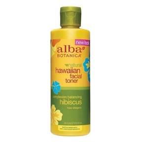 Alba Botanica Facial Toner Liquid Complexion Balancing Hibiscus