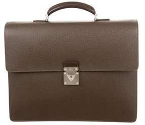Louis Vuitton Taiga Robusto 2 Briefcase