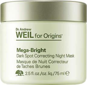 Origins Mega-Bright Dark Spot Correcting Night Mask