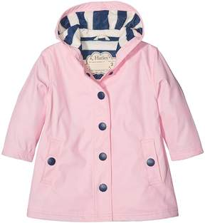 Hatley Classic Pink Splash Jacket Girl's Coat