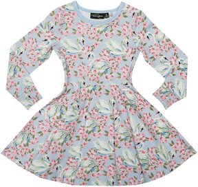 Rock Your Baby Girl's Fairytale Swan Dress