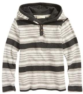 Tucker + Tate Boy's Hooded Thermal T-Shirt