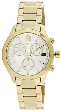 Timex Women's Miami Chronograph TW2P93700 Gold Stainless-Steel Quartz Fashion Watch