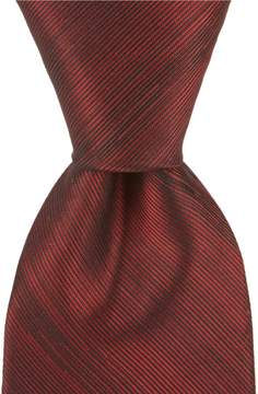 Murano Degrade Solid Traditional 3 1/8#double; Silk Tie