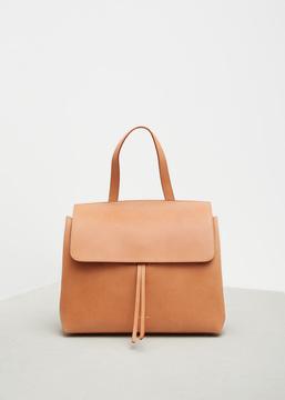 Mansur Gavriel cammello / rosa lady bag