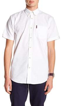 Ben Sherman Short Sleeve Regular Fit Shirt