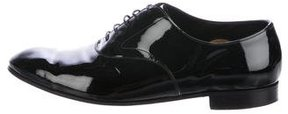 Edward Green Carnegie Patent Leather Oxfords