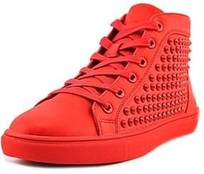 Steve Madden Levels Women Synthetic Red Fashion Sneakers.