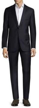 Hickey Freeman Beacon Wool Suit