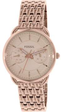 Fossil Women's ES3713 Tailor Stainless Steel Watch, 35mm