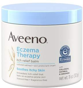 Aveeno Active Naturals Eczema Therapy Itch Relief Balm - 11oz
