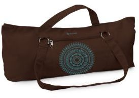 Gaiam Marakkesh-Embroidered Yoga Bag