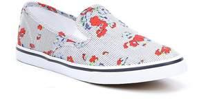Lauren Ralph Lauren Janis Floral Printed Slip-On Sneakers