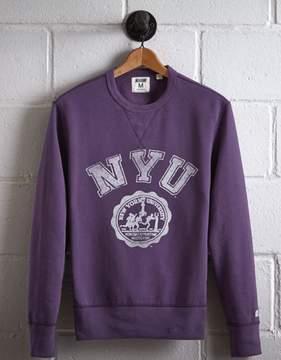 Tailgate Men's NYU Crew Sweatshirt