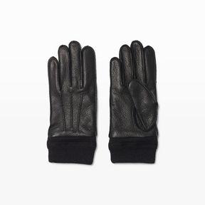 Club Monaco Racking Cuff Glove