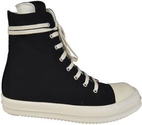 Drkshdw Zipped Hi-top Sneakers