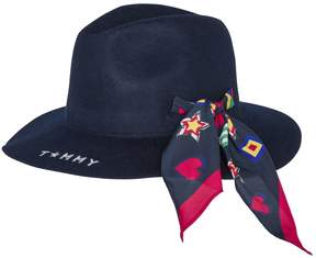 Tommy Hilfiger Fedora Felt Hat