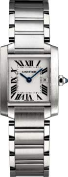 Cartier Tank Francaise W51011Q3 Stainless Steel 30.4mm Watch