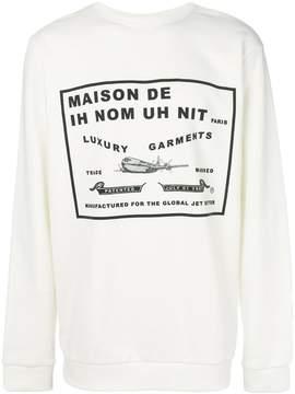 Ih Nom Uh Nit Luxury Garments jumper