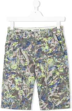 Vingino TEEN camouflage shorts
