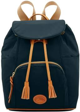 Dooney & Bourke Miramar Large Murphy Backpack - BLACK - STYLE
