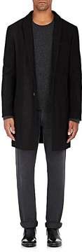 John Varvatos Men's Cotton Flannel Coat