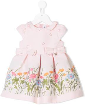 Simonetta floral printed dress
