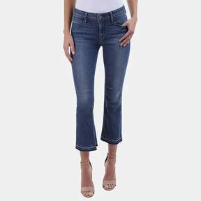 RtA Kiki Crop Flair Jean