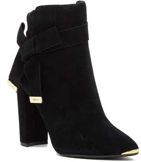 Ted Baker Sailly Pointed Toe Suede Boot