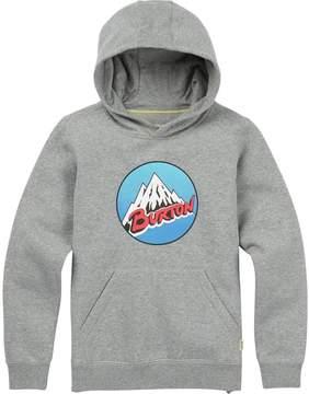 Burton Retro Mountain Pullover Hoodie