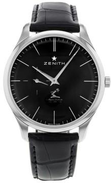 Zenith Elite 03.2017.681 Ultra Thin Stainless Steel Mens 40mm Watch