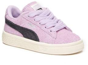 Puma Suede Diamond Sneaker (Toddler)