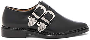Toga Pulla Double Buckle Oxford