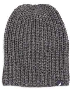 Nautica Cable Knitted Beanie