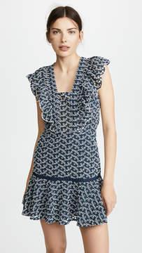 Keepsake Blossom Mini Dress