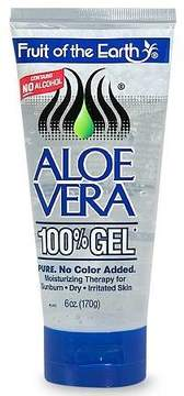 Fruit of the Earth Aloe Vera 100% Gel Crystal Clear