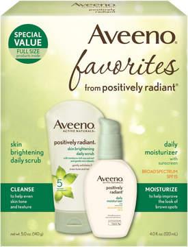 Aveeno Positively Radiant Favorites