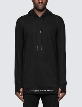 11 By Boris Bidjan Saberi Logo Hoodie