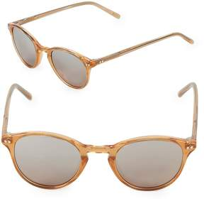 Vera Wang Women's 46MM Round Sunglasses