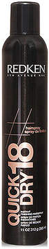 Redken Quick Dry 18 Instant Finishing Hairspray