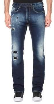 Buffalo David Bitton Evan Distressed Jeans
