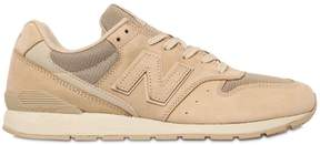 New Balance 996 Suede & Mesh Sneakers