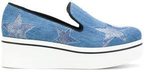 Stella McCartney Star Binx slip-on loafers